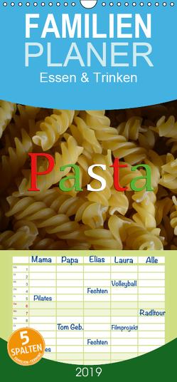 Pasta – Familienplaner hoch (Wandkalender 2019 , 21 cm x 45 cm, hoch) von Oechsner,  Richard