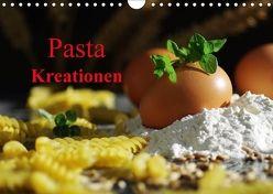 Pasta KreationenCH-Version (Wandkalender 2018 DIN A4 quer) von Riedel,  Tanja