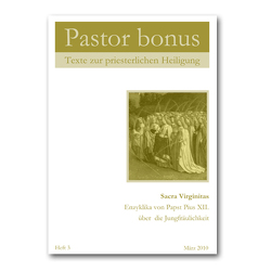 Pastor bonus – Sacra Virginitas von Pius XII.,  Papst