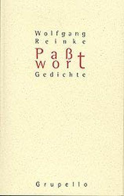 Paßwort von Reinke,  Wolfgang