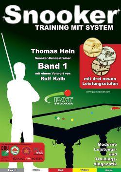 PAT Snooker Band 1 von Hein,  Thomas