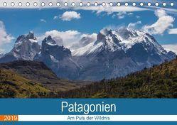 Patagonien – Am Puls der Wildnis (Tischkalender 2019 DIN A5 quer) von Neetze,  Akrema-Photograhy