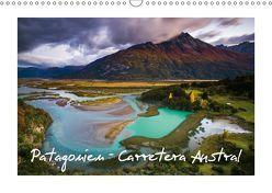 Patagonien – Carretera Austral (Wandkalender 2019 DIN A3 quer) von Buschardt,  Boris