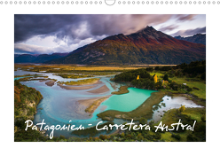 Patagonien – Carretera Austral (Wandkalender 2020 DIN A3 quer) von Buschardt,  Boris