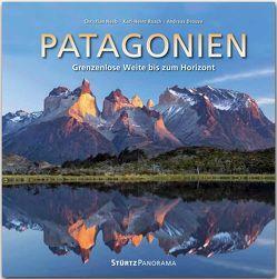 Patagonien – Grenzenlose Weite bis zum Horizont von Heeb,  Christian, Nink,  Stefan, Raach,  Karl-Heinz