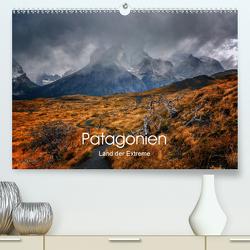 Patagonien-Land der Extreme (Premium, hochwertiger DIN A2 Wandkalender 2020, Kunstdruck in Hochglanz) von Seiberl-Stark,  Barbara