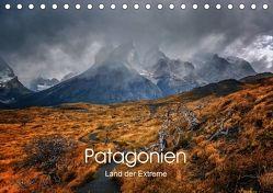 Patagonien-Land der Extreme (Tischkalender 2018 DIN A5 quer) von Seiberl-Stark,  Barbara