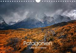 Patagonien-Land der Extreme (Wandkalender 2021 DIN A4 quer) von Seiberl-Stark,  Barbara