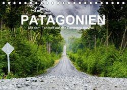 PATAGONIEN – Mit dem Fahrrad auf der Carretera Austral (Tischkalender 2018 DIN A5 quer) von Moschek,  Martin