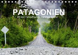 PATAGONIEN – Mit dem Fahrrad auf der Carretera Austral (Tischkalender 2021 DIN A5 quer) von Moschek,  Martin