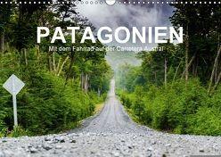 PATAGONIEN – Mit dem Fahrrad auf der Carretera Austral (Wandkalender 2018 DIN A3 quer) von Moschek,  Martin