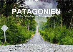 PATAGONIEN – Mit dem Fahrrad auf der Carretera Austral (Wandkalender 2019 DIN A3 quer) von Moschek,  Martin