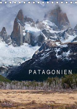 Patagonien (Tischkalender 2018 DIN A5 hoch) von Knödler,  Stephan