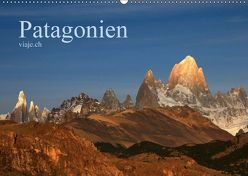 Patagonien – viaje.ch (Wandkalender 2018 DIN A2 quer) von viaje.ch,  ©