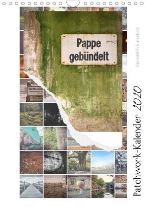 Patchwork-Kalender 2020 (Wandkalender 2020 DIN A4 hoch) von Baatzsch,  Josephine