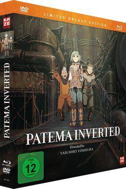 Patema Inverted – Collector's Edition (DVD und Blu-ray) [Limited Edition] von Yoshiura,  Yasuhiro