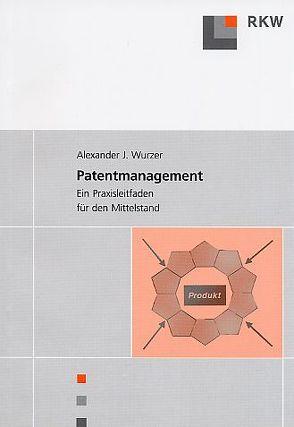 Patentmanagement von Wurzer,  Alexander