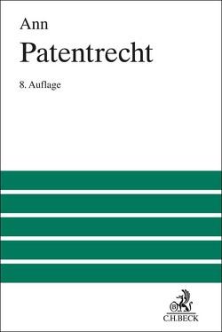 Patentrecht von Ann,  Christoph