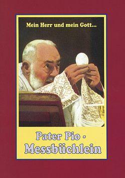 Pater Pio Messbüchlein