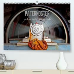 Paternoster (Premium, hochwertiger DIN A2 Wandkalender 2021, Kunstdruck in Hochglanz) von Halada,  Alex