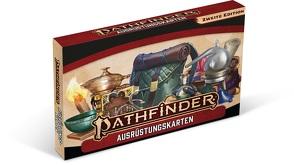 Pathfinder 2 – Ausrüstungskarten von Liddell,  Lyz, Radney-MacFarland,  Stephen, Reynolds,  Wayne
