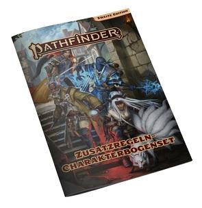 Pathfinder 2 – Charakterbogenzusatzpack von Bulmahn,  Jason