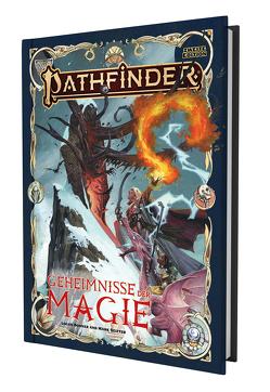 Pathfinder 2 – Geheimnisse der Magie von Bonner,  Logan, Seifter,  Mark