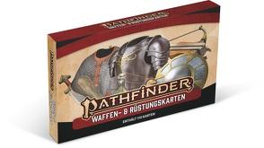 Pathfinder 2 – Waffen- und Rüstungskarten von Radney-MacFarland,  Stephen, Reynolds,  Wayne