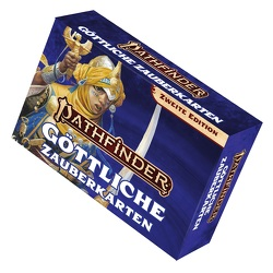 Pathfinder 2 – Zauberkarten: Göttliche Zauber von Bonner,  Logan, Bulmahn,  Jason, Radney-MacFarland,  Stephen, Reynolds,  Wayne, Seifter,  Mark