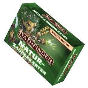 Pathfinder 2 – Zauberkarten: Naturzauber von Bonner,  Logan, Bulmahn,  Jason, Radney-MacFarland,  Stephen, Reynolds,  Wayne, Seifter,  Mark