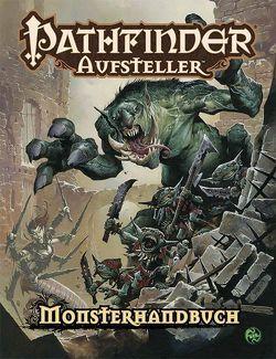 Pathfinder Aufsteller: Monsterhandbuch