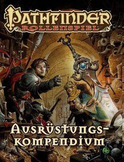 Pathfinder Ausrüstungskompendium Taschenbuch von Buhlmann,  Jason