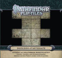 Pathfinder Flip-Tiles Dungeon Startersatz von Radney-MacFarland,  Stephen