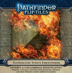 Pathfinder Flip-Tiles: Gefährliche Städte-Erweiterungssatz von Radney-MacFarland,  Stephen