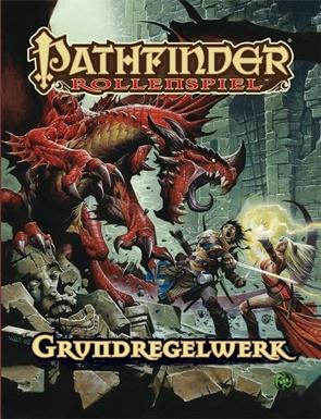 Pathfinder Grundregelwerk Taschenbuch von Bulmahn,  Jason, Cook,  Monte