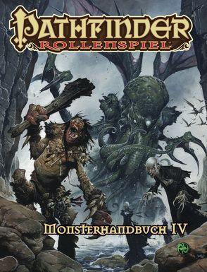 Pathfinder Monsterhandbuch 4 Taschenbuch von Bulmahn,  Jason