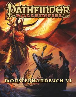 Pathfinder Monsterhandbuch 6 Taschenbuch von Buhlmann,  Jason