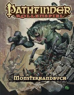 Pathfinder Monsterhandbuch Taschenbuch von Bulmahn,  Jason