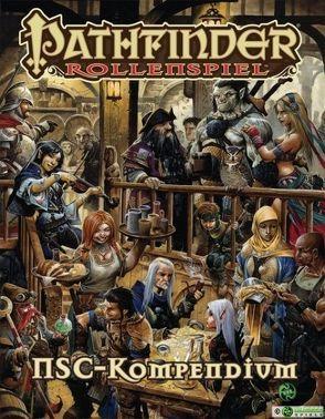 Pathfinder NSC-Kompendium Taschenbuch von Buhlman,  Jason