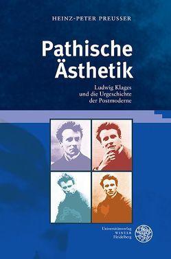 Pathische Ästhetik von Preußer,  Heinz-Peter