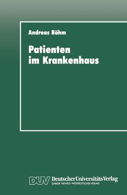 Patienten im Krankenhaus von Böhm,  Andreas