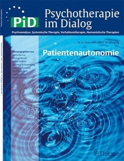 Patientenautonomie von Schauenburg,  Henning