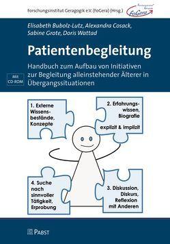 Patientenbegleitung von Bubolz-Lutz,  Elisabeth, Cosack,  Alexandra, Grote,  Sabine, Wattad,  Doris