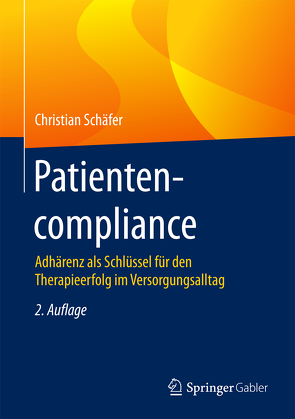 Patientencompliance von Schaefer,  Christian