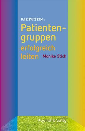 Patientengruppen erfolgreich leiten von Stich,  Monika