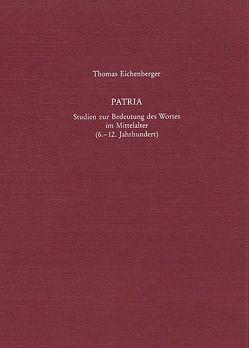 Patria von Eichenberger,  Thomas