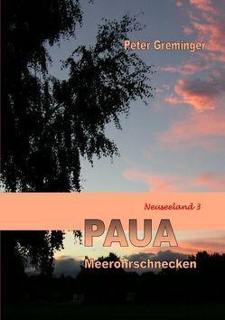 Paua von Greminger,  Peter