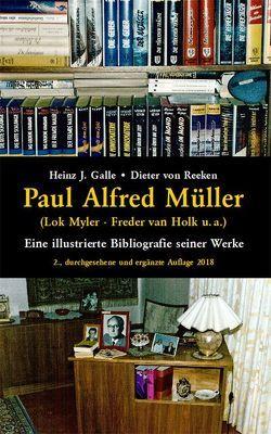 Paul Alfred Müller (Lok Kyler : Freder van Holk u. a.) von Galle,  Heinz J, von Reeken,  Dieter
