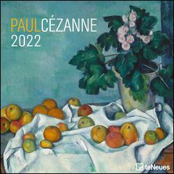 Paul Cézanne 2022 – Wand-Kalender – Broschüren-Kalender – 30×30 – 30×60 geöffnet – Kunst-Kalender von Cézanne,  Paul