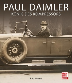 Paul Daimler von Niemann,  Harry